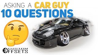 Download Custom Offsets Asks A Car Guy 10 Questions Video
