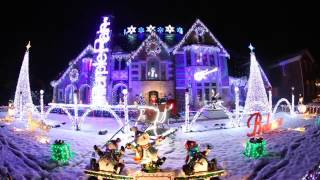 Download Best Christmas lights in Park Ridge Tribute to Prince 2016 Video