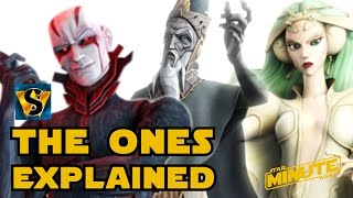Download The Force Wielders Explained Featuring Stupendous Wave - Star Wars Minute Video