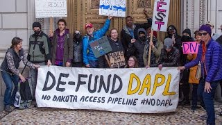 Download Is Your Bank Funding the Dakota Access Pipeline? Video