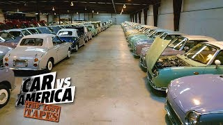 Download The Most Amazing Secret Car Collection In America Video