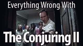 Download Everything Wrong With The Conjuring 2 In 17 Minutes Or Less Video