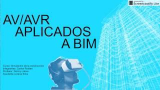 Download VR/AVR - Teoria Video