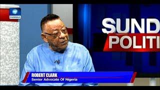 Download Robert Clarke Rates FG's Anti-Corruption Fight 'Above Average' |Politics Today| Video
