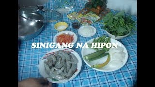 Download Sinigang Na Hipon Video