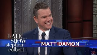 Download Matt Damon Thought The 'Downsizing' Plot Was A Ruse Video