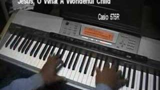 Download Jesus, O What A Wonderful Child Video