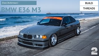 Download Evan Beckerman's BMW E36 M3 #throtl36 Video