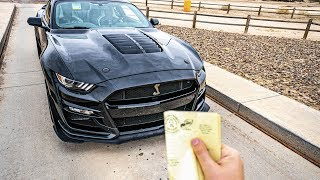 Download YOU WON'T BELIEVE HOW MUCH MY 2020 SHELBY GT500 REALLY WEIGHS! Video