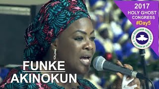 Download Funke Akinokun POWERFUL Praise @ RCCG 2017 HOLY GHOST CONGRESS #Day5 Video
