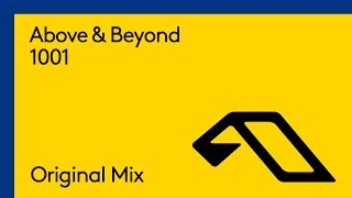 Download Above & Beyond - 1001 Video