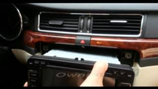 Download Ownice C180 Quad Core Android 4 4 Car DVD How to install dvd gps for 7 inch Golf Passat Video