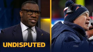 Download Shannon Sharpe reacts to Chiefs' victory over Patriots | NFL | UNDISPUTED Video