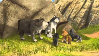 Download Alpha and Omega 3: The Great Wolf Games - Trailer Video