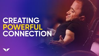 Download Creating Powerful Connections | Sean Stephenson Video