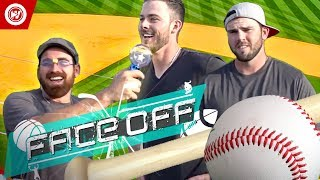 Download Dude Perfect VS. Kris Bryant & Mike Moustakas | Home Run Derby FACEOFF Video