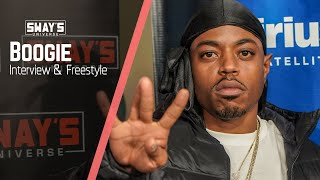 """Download Shady Records Artist Boogie Talks New Album and Spits Over Kendrick Lamar's """"Sing About Me″ Video"""
