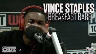 Download Vince Staples Exclusive Freestyle | Breakfast Bars Video