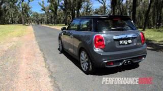 Download 2014 MINI Cooper S 0-100km/h & engine sound Video