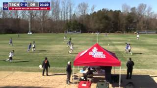 Download 2016 National League - Boys - U17 - TSC Hurricane vs Delaware Rush 00 - Field 1 - Day 3 - 12pm Video