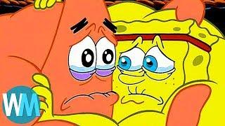 Download Top 10 SpongeBob Squarepants Moments Video
