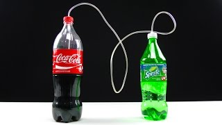 Download Coca Cola OUT of Bubbles ? How to ReCarbonate Coca Cola or make any soda drink in 5 Minutes Video