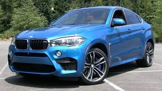 Download 2015 BMW X6 M Start Up, Test Drive, and In Depth Review Video