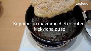 Download Keptos žuvies receptas - Greitai paruošiama kepta tilapijų filė Video