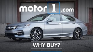 Download Why Buy? | 2017 Honda Accord V6 Touring Review Video
