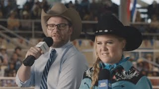 Download Super Bowl Ad | Amy Schumer, Seth Rogen Join Bud Light Party Video