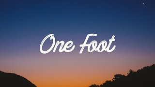 Download WALK THE MOON - One Foot (Lyrics / Lyrics Video) Video