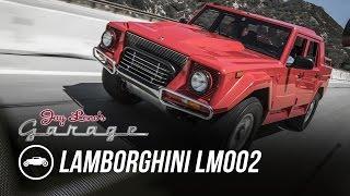 Download 1990 Lamborghini LM002 - Jay Leno's Garage Video