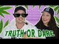 420 get high with us (truth or dare)