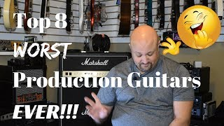 Download Top 8 WORST Production Guitars EVER! Video