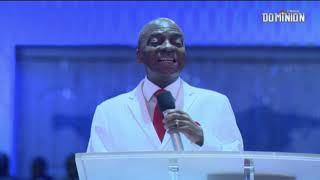 Download ENGAGING PRAYER AND FASTING FOR DOMINION BY BISHOP DAVID OYEDEPO 1ST SERVICE 01/20/2019 Video