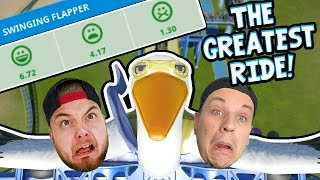 Download OUR GREATEST RIDE YET!! - Planet Coaster! #5 W/AshDubh! Video