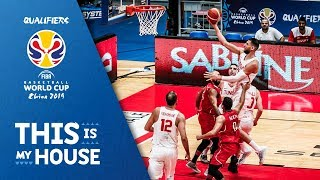Download Tunisia v Egypt - Highlights - FIBA Basketball World Cup 2019 - African Qualifiers Video