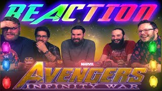 Download Marvel Studios' Avengers: Infinity War - Official Trailer REACTION!! Video