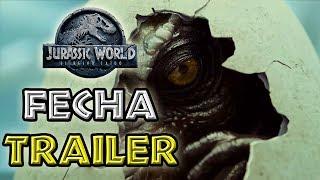 Download Se Confirma Fecha Para El Trailer De Jurassic World 2!!! - Jurassic world 2 Fallen Kingdom Video
