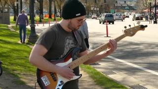 Download Bass Guitar & Bucket Drummer - Song Pure Imagination. . . . Video