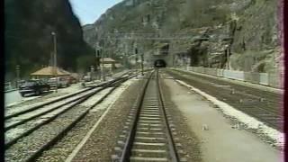 Download Trains Suisses - Domodossola - Brig - Bern (partie 1/6) Video