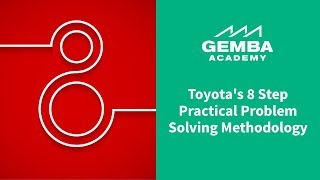 Download Learn Toyota's 8 Step Practical Problem Solving Methodology Video