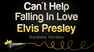 Download Elvis Presley - Can't Help Falling In Love (Karaoke Version) Video