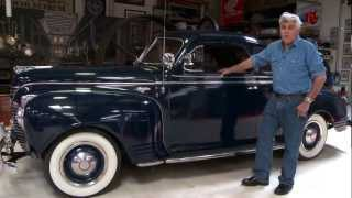 Download 1941 Plymouth Special Deluxe Business Coupe - Jay Leno's Garage Video