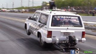 Download The Fastest Jeep Cherokee IN THE WORLD! Video