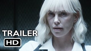 Download Atomic Blonde Official Trailer #2 (2017) Charlize Theron Action Movie HD Video