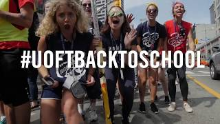 Download Are you ready? U of T's Back To School 2018 celebrations start now! Video
