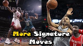 Download 10 MORE Great Signature Moves In NBA History! - Part 2 Video
