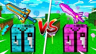 Download Boy vs Girl $1,000,000 Minecraft Sword Challenge Video