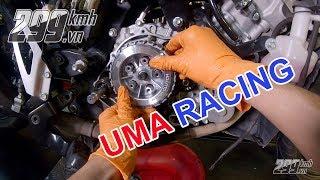 Download Nâng cấp nồi 5 lò xo Uma và bơm nhớt độ Uma cho xe Honda Winner Video